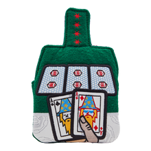 Texas Hold Em Wizard Mallet Headcover