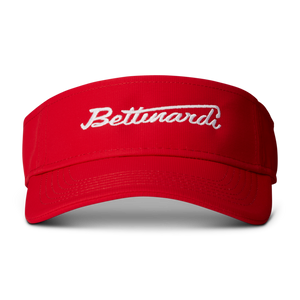Retro Bettinardi Visor (Red)