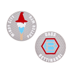 DASS Windy City Wizard Pop Ball Marker
