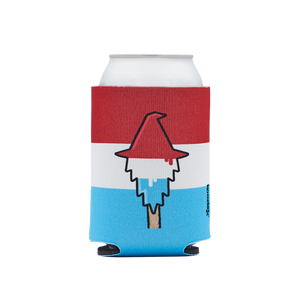 Windy City Wizard Pop Koozie