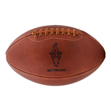 Official Wizard Leather Football (Old Fashion)