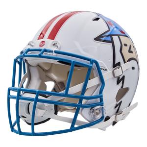 Authentic Riddell Wizard Football Helmet