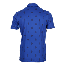 Windy City Wizard Performance Polo (Blue)