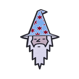 Windy City Wizard Patch - BettinardiGolf