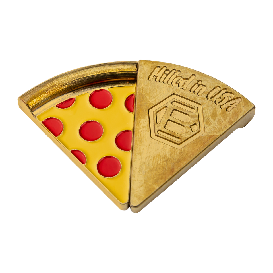 Betti Pepperoni Pizza Slice Marker