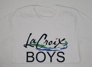 'La Croix Boys' Fresh White Tee