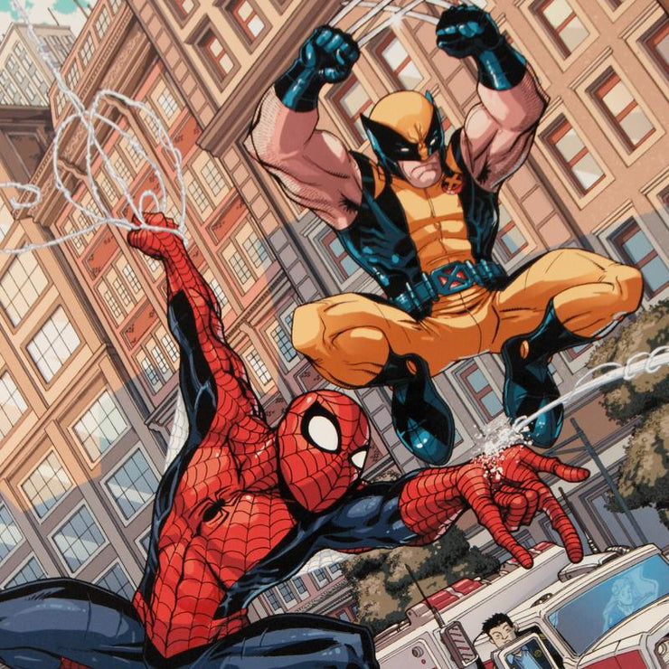 Astonishing Spider-Man and Wolverine #1