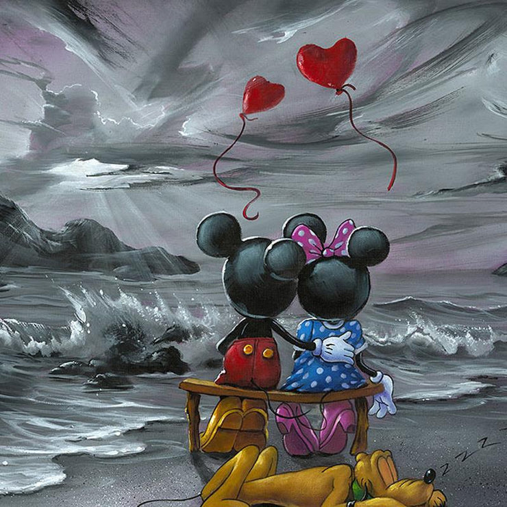 Mickey and Minnie Forever Love