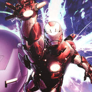 Invincible Iron Man #25
