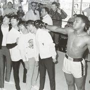 Muhammad Ali Punching The Beatles