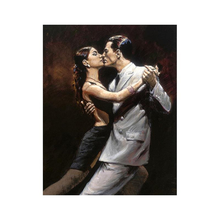 Study For Tango in Paris