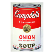 Soup Can 11.47 (Onion w/Beef Stock)