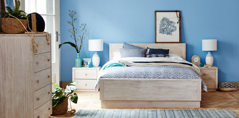 A Coastal Bedroom Style In Four Fabulous Designs Snooze