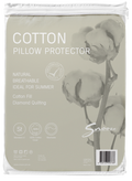 Snooze Cotton Pillow Protector