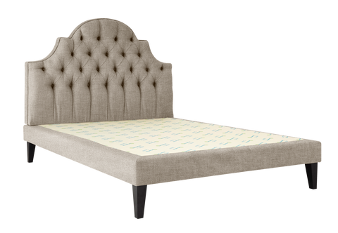 Venus Ornate Bed Frame with Slimline Base