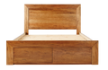 Clovelly Standard Bed Frame With 2 Drawer Storage Base