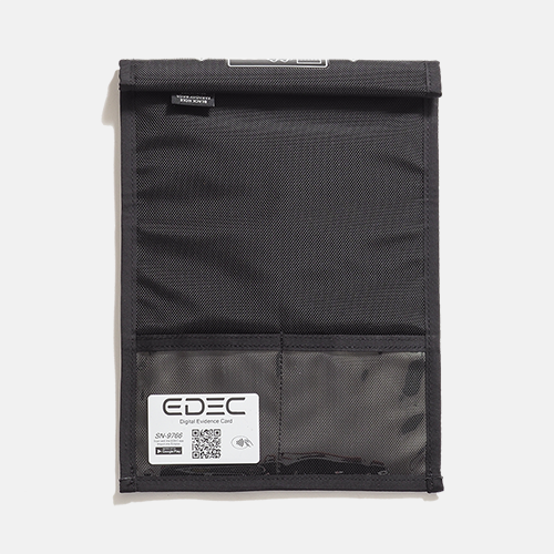 Faraday Bag Non-Window & Faraday Bag Non-Window - EDEC Digital Forensics