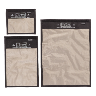 Black Hole Faraday Bag Window Kit