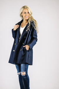 Avenue Twill Jacket | 4 Colors
