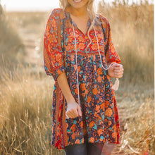 Wildflower Mixed Print Tunic | 3 Colors