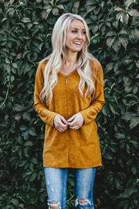 Ria Heathered Tunic | 4 Colors