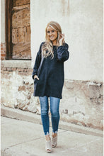 Cosette Sweater Tunic W/ Pockets | 6 Colors