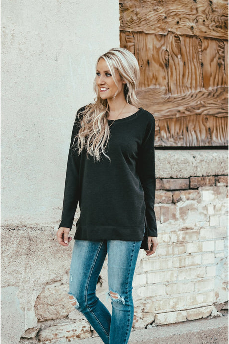 The Perfect Knit Pullover | 4 Colors