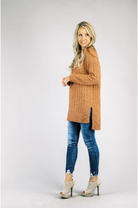 Brit Soft Popcorn Sweater | Many Colors