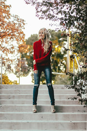 Ember Quarter Zip Sweater | Many Colors