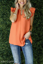Aniston Ruffle Blouse | 16 Colors
