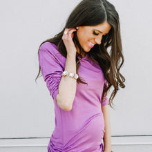 Transitional Ruched Top | Maternity Friendly