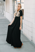 Aniston Maxi | Black | Bump Friendly