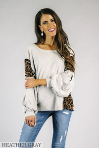 Savanah Contrast Tunic | More Colors