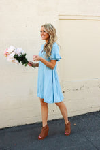 Whit Ruffle Tunic Dress | Many Colors