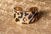 Safari Cuff Sleeve Bracelet