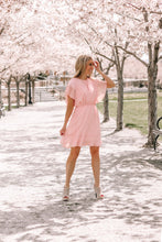Sweet Savanah Dress | Blush
