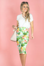 Pretty Print Pencil Skirts | More Colors