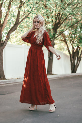 With The Wind Dress