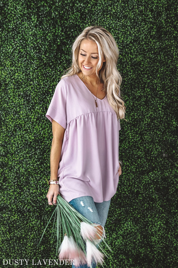 June Babydoll Tunic | 26 Colors