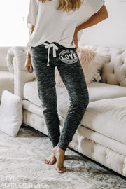 Love Logo Joggers | 5 Colors