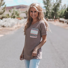 Rainbow Pocket Knit Tunic | 4 Colors