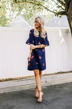 Ruffle Daisy Dress
