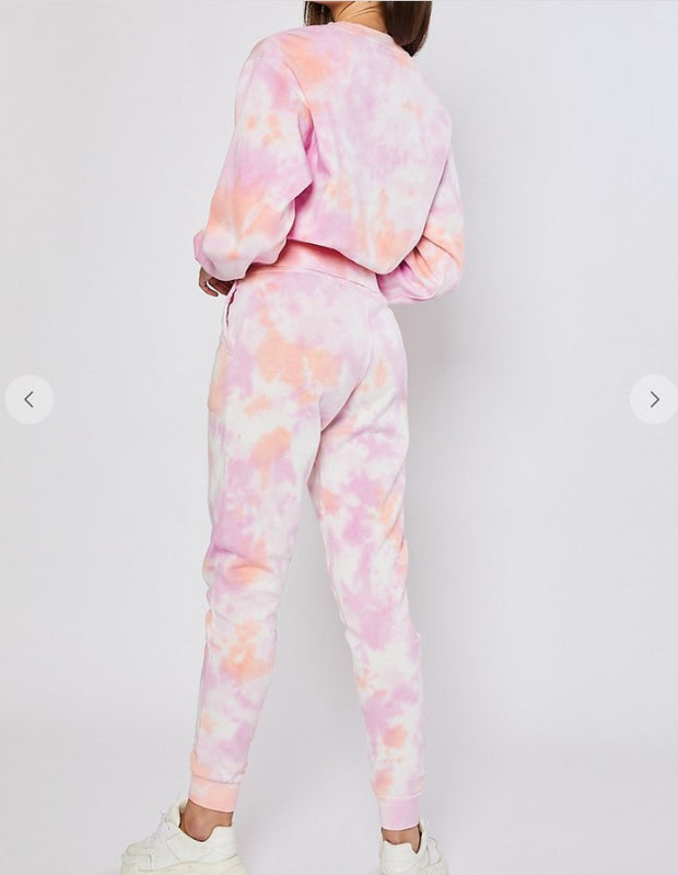 Watercolor Lounge Joggers