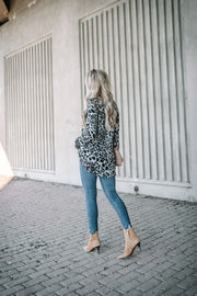 Wild Print Tunic | 2 Colors