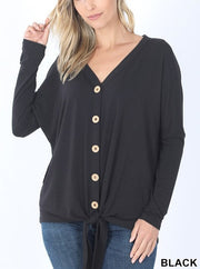 Allie Tie Tunic | 3 Colors