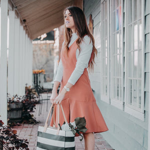 Boston Pinafore | Clay