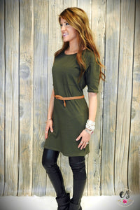 Emery Pocket Tunic | 3 Colors