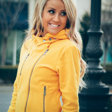 Spring Fleece Moto Jacket | More Colors
