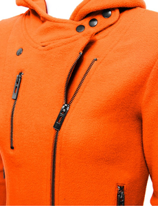 Spring Fleece Moto Jacket | Many Colors