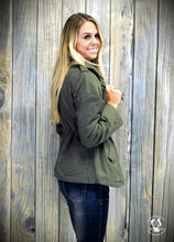 Fur Lined Utility Jackets | 2 Colors!